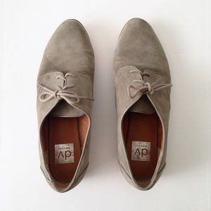 Dolce Vita tie front Loafers